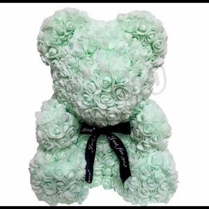Rose bear , Decoration ,best gift for your friends